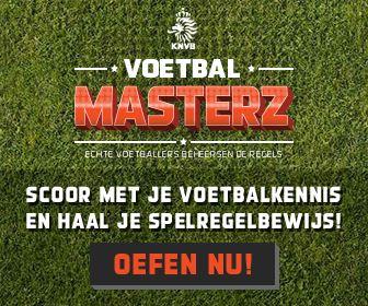 KNVB spelregelbewijs